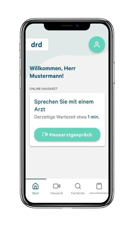 Willkommen-in-der-drd-App---drd-doctors-online